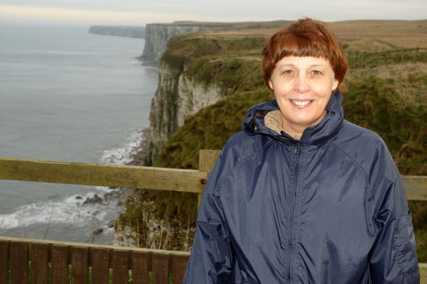 Pat @ Bempton Cliffs